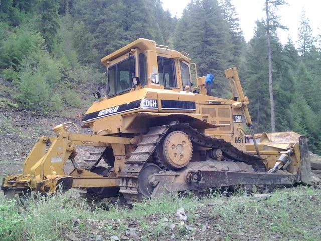 1993 Caterpillar D6H